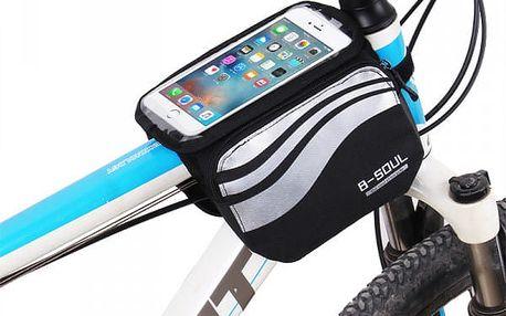 Cyklo brašna s kapsičkou na mobil