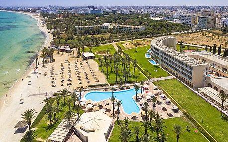 Tunisko - Sousse na 8 až 12 dní, all inclusive s dopravou letecky z Prahy nebo Brna