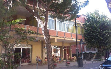 Itálie - Emilia Romagna: Hotel Rossella vlastní dopravou s polopenzí