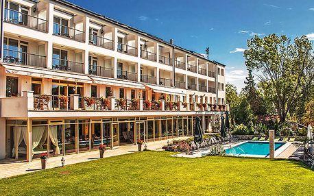 Maďarský Miskolc v 4* hotelu Calimbra s neomezeným wellness a polopenzí nedaleko jeskynních lázní