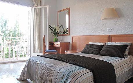 Španělsko - Costa del Maresme na 8 až 10 dní, all inclusive, plná penze nebo polopenze s dopravou letecky z Prahy nebo autobusem