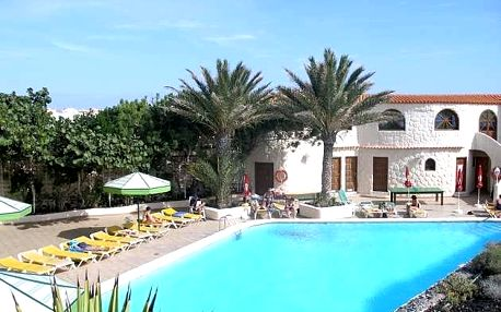Kanárské ostrovy - Tenerife na 8 až 11 dní, polopenze nebo snídaně s dopravou letecky z Prahy