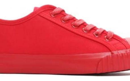 Dámské červené tenisky Ginna 026