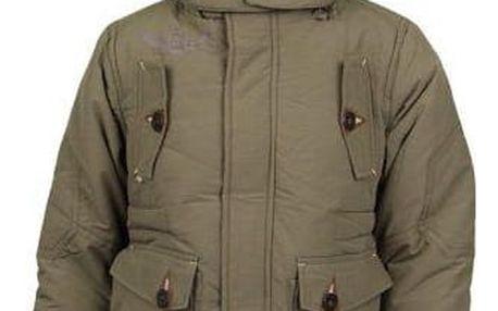 Chlapecká bunda UrbanAlternative zelená vel. 92