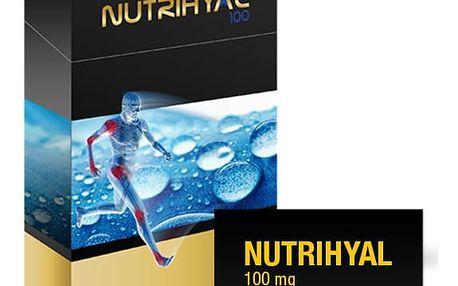 NUTRIHYAL pro zdravé klouby a kosti, kvalitní vlasy i kůži
