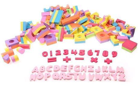 Pěnové kostky BB Block