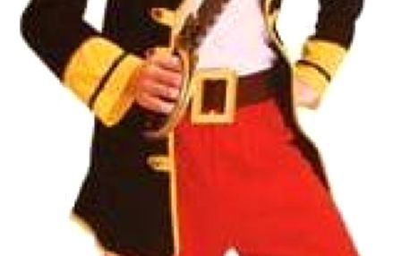Dětský kostým pirát vel. M
