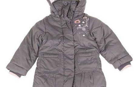 Dívčí kabátek Mariquita šedá vel. 98
