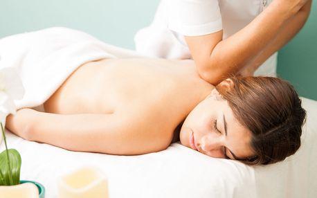 Lék na bolavá záda: medová nebo olejová masáž