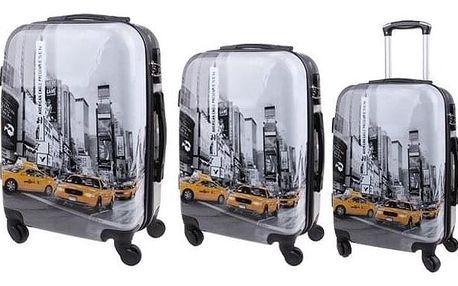 Sada 3 kufrů (Taxi)