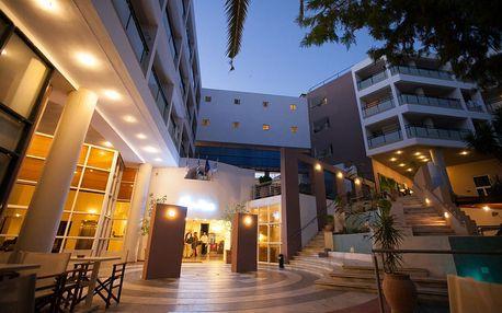 Řecko - Kréta: Hotel Santa Marina na 12 dní letecky z Ostravy s all inclusive