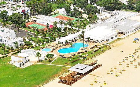 Tunisko - Hammamet na 8 až 12 dní, all inclusive s dopravou letecky z Brna nebo Prahy