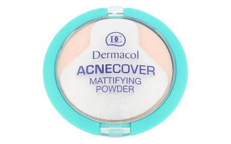 Dermacol Acnecover 11 g pudr pro ženy Porcelain