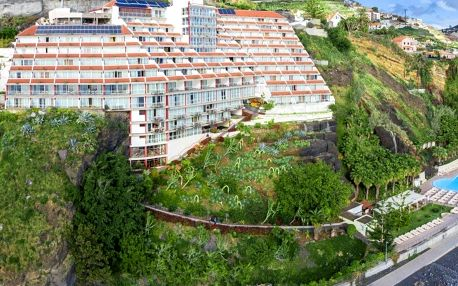 Madeira - Funchal na 6 až 11 dní, polopenze nebo snídaně s dopravou letecky z Prahy