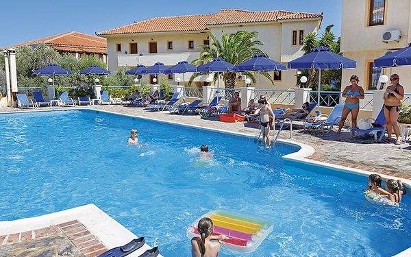 Řecko - Samos na 8 dní, all inclusive s dopravou letecky z Prahy 80 m od pláže
