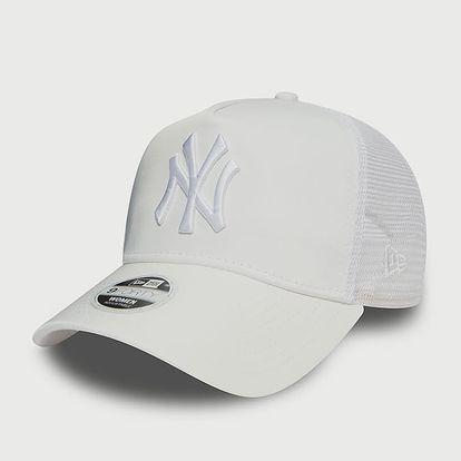 Kšiltovka New Era 940W MLB Af Wmns trucker satin NEYYAN Bílá