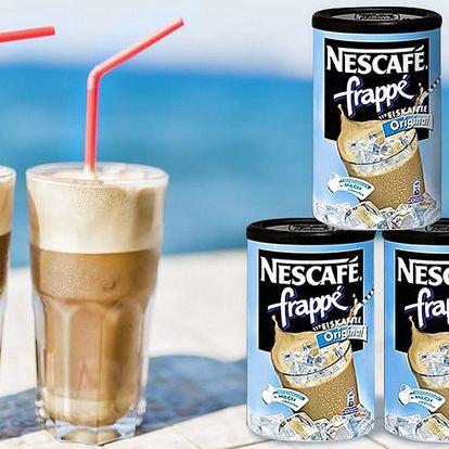 Ledová káva Nescafé frappé: Pravé letní osvěžení