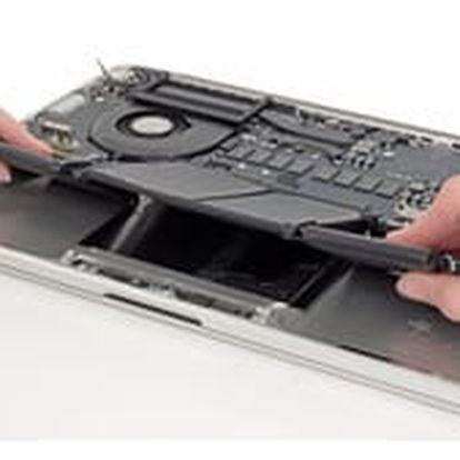 Profesionální čištění Macbooku či iPhonu