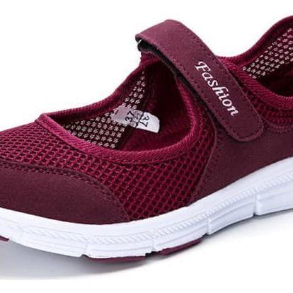 Pohodlné boty pro dámy - 4 varianty