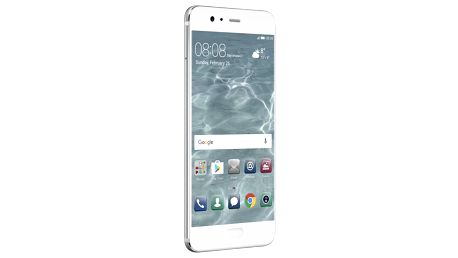 Mobilní telefon Huawei P10 Dual SIM stříbrný + dárek (SP-P10DSSOM)