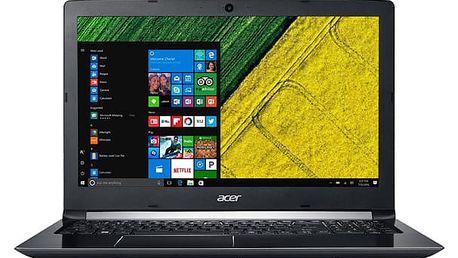 Notebook Acer Aspire 5 (A515-51-53DH) černý + dárky (NX.GTPEC.002)