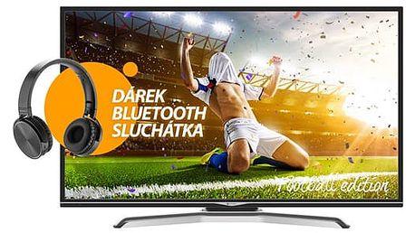 Televize GoGEN TVU 43V37 FE černá