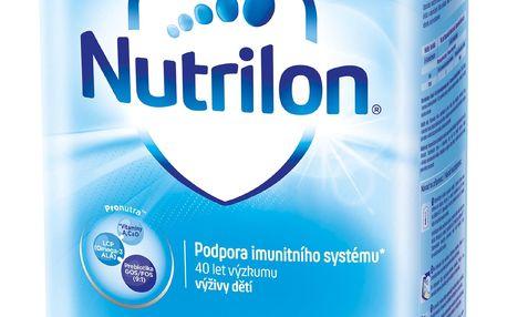3x NUTRILON 4 ProNutra s příchutí vanilky (800g) - kojenecké mléko