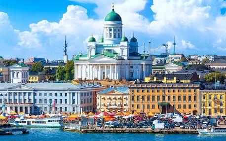 Zájezd do Pobaltí: Riga, Vilnius, příp. Helsinki