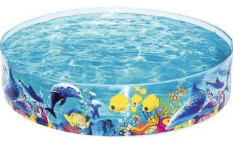 BESTWAY Kruhový bazén Nemo