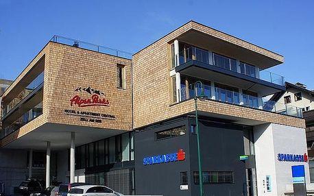 Rakousko - Kaprun / Zell am See na 8 dní, bez stravy s dopravou vlastní