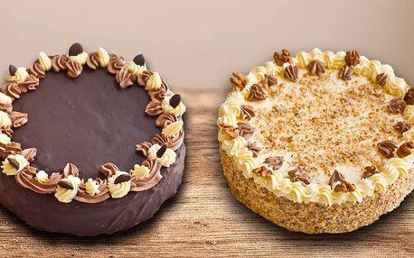 Lákavý dort z poctivých domácích surovin