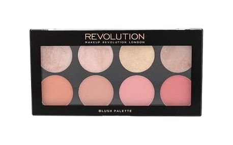 Makeup Revolution London Blush Palette 13 g tvářenka pro ženy Blush Goddess
