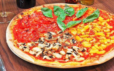 Otevřený voucher do pizzerie v centru Brna