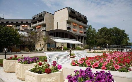 Bulharsko - Varna na 8 dní, snídaně s dopravou letecky z Prahy