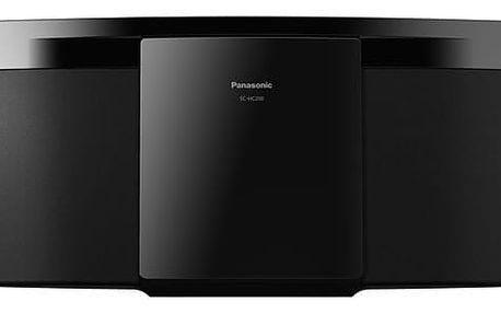 Mikrosystém Panasonic SC-HC200EG-K černý