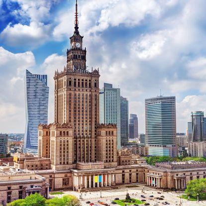 Krásy polských měst: autobusem na 2 noci