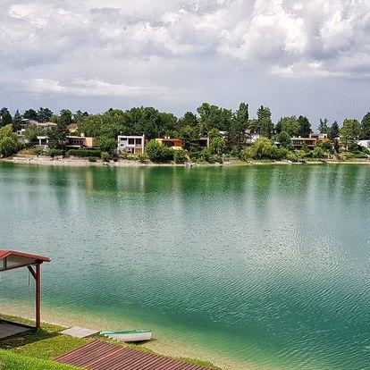 Léto s neomezeným koupáním na slovenských Slunečních jezerech