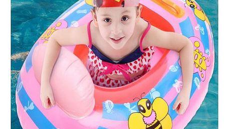 Nafukovací kruh pro děti Safety