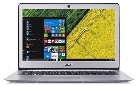 Acer Swift 3 (SF314-52-39YU) (NX.GNUEC.004) stříbrný