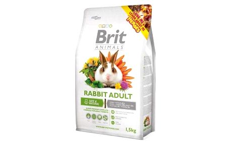 Brit Animals Rabbit Adult Complete 3kg