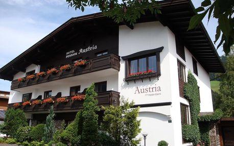 Rakousko, Tyrolsko: Hotel-Garni Austria