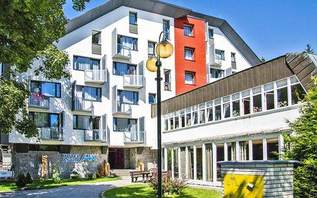 3 dny relaxu ve Špindlu: polopenze, bazén, výlety
