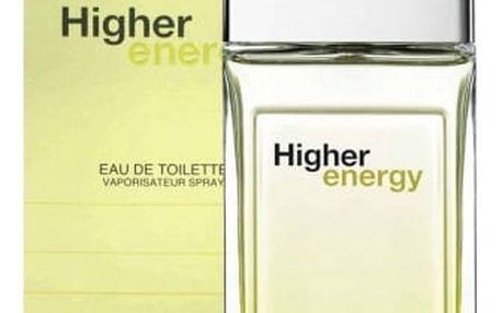 Christian Dior Higher Energy 100 ml toaletní voda poškozená krabička pro muže
