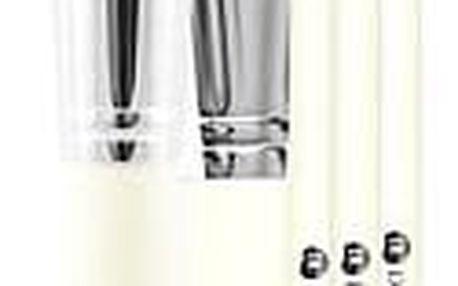 Dermacol Brushes štětec dárková sada W - kosmetický štětec D51 1 ks + kosmetický štětec D55 1 ks + kosmetický štětec D82 1 ks + kosmetický štětec D81 1 ks + kosmetický štětec D83 1 ks