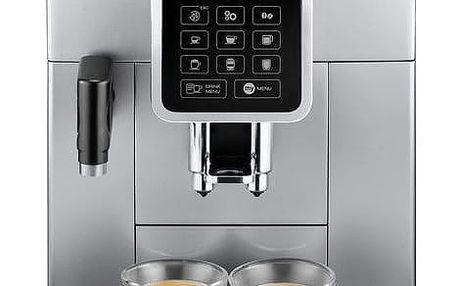 Espresso DeLonghi Dinamica ECAM 350.75 S stříbrné