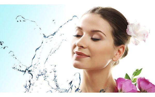 Relaxační a omlazující kosmetické ošetření pleti