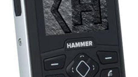 Mobilní telefon myPhone HAMMER 3 Plus Dual SIM (TELMYHHA3PSI) stříbrný