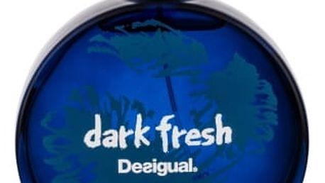 Desigual Dark Fresh 100 ml toaletní voda tester pro muže