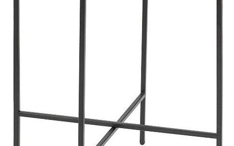 Odkládací stolek v měděné barvě Actona Osborn