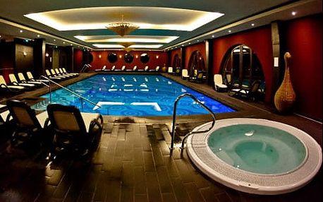 Regenerační wellness víkend ve 4* hotelu u Budapešti se snídaní nebo polopenzí